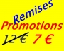 Les Promotions du Mois