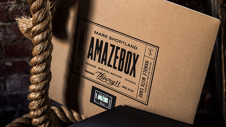 Amaze Box Kraft- Mark Shortland and Vanishing Inc./theory11