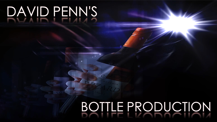 Bottle Production- David Penn