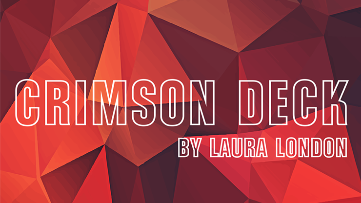 Crimson Deck- Laura London and The Other Brothers