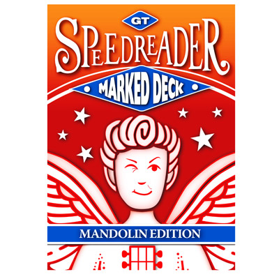 GT Speed Reader -Jeu Marqu dos Mandolin
