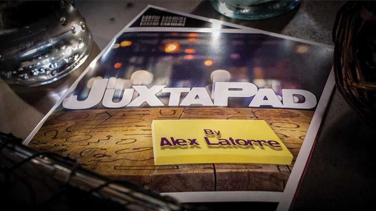 Juxtapad -Alex Latorre and Mark Mason