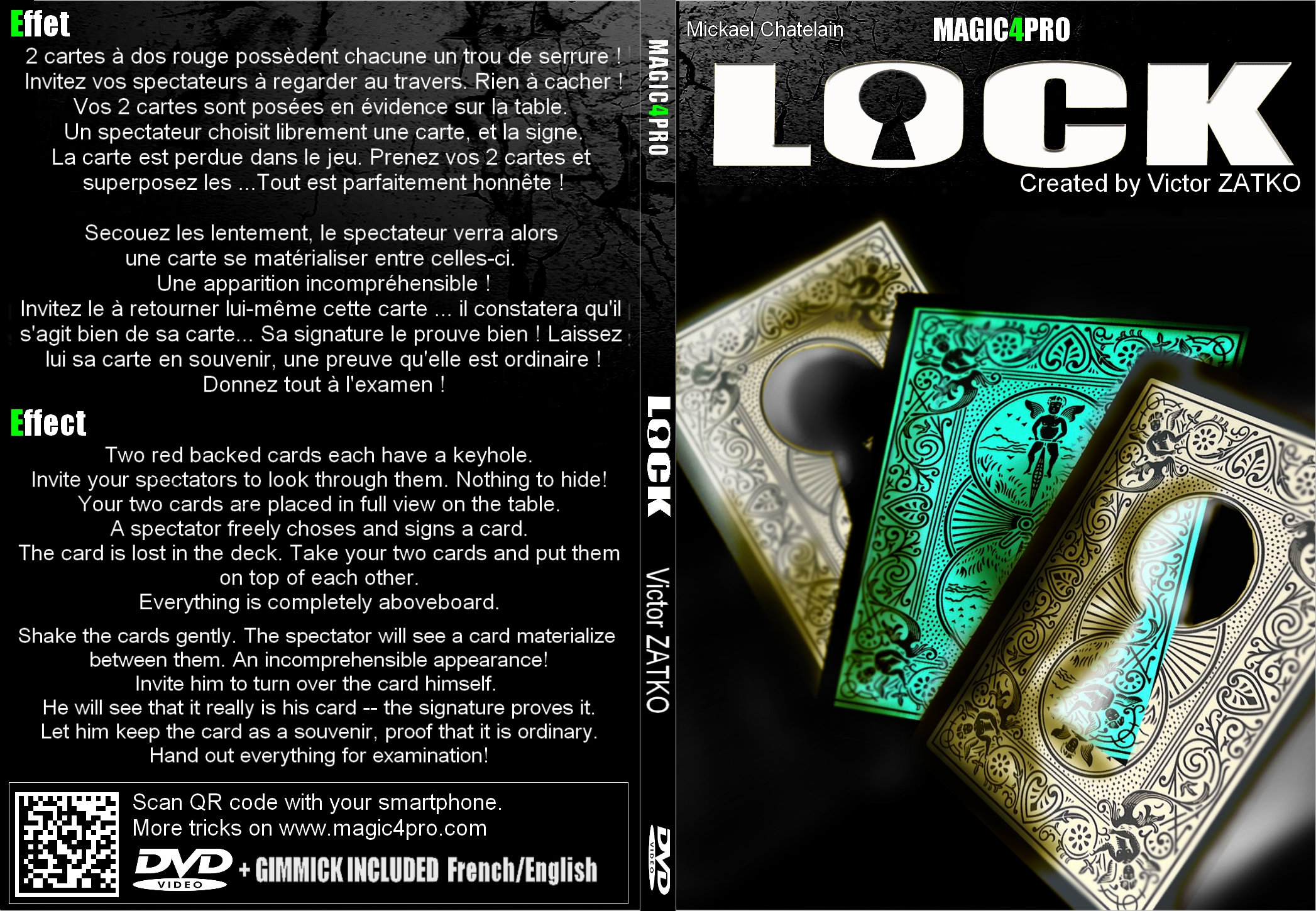 Lock-Victor Zatko