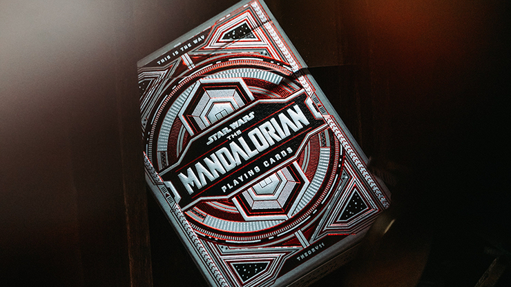 Mandalorian Playing Cards- Theory 11