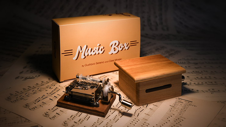 Music Box - Gee Magic