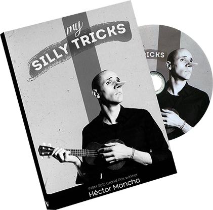 My Silly Tricks-DVD-Hector Mancha
