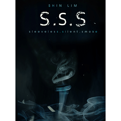 SSS Sleeveless Silent Smoke-Shin Lim