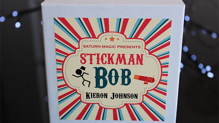 Stickman Bob -Kieron Johnson