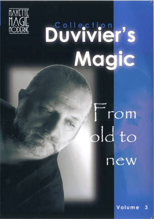 From old to new Vol 3 -Dominique Duvivier.