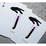 LTD Purple deck-Cartes-Ellusionist