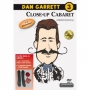 Close-up Cabaret-DVD et Gimmicks-Dan Garrett