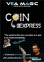 Coin Express+dvd-Christophe Rossius