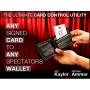 Any Card to Any Spectator Wallet-Jeff Kaylor et Michael Ammar