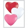"Ballons qualatex Coeur 6"" Assortiment Love(sachet de 100 ballo"