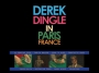 Derek Dingle In Paris-DVD