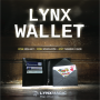 Lynx Wallet-Accessoire Mentalisme- Lynx Magic