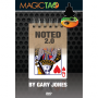 Noted 2.0- Tour - Gary Jones & Magic Tao