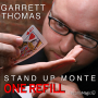Recharges Stand Up Monte- Garrett Thomas-(cartes seules plusieur