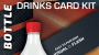 Drink Card KIT pour Astonishing Bottle - Joao Miranda