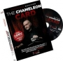 The Chameleon cards-Tour+DVD-Dominique Duvivier